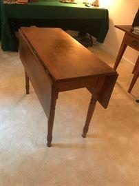 #4tablesDrop-leaf Table 16-38x36x28 $120.00