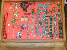 Nice Selection of Estate & Costume Jewelry