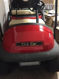 Golf Cart, excellent condition, barely used