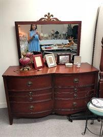 Dresser and Mirror!