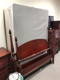Bed Frame and Matress! GREAT CONDITION!