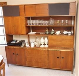 Johnson Brother Devonshire bar cabinet