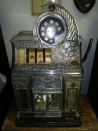 Roll-a-Top Slot Machine