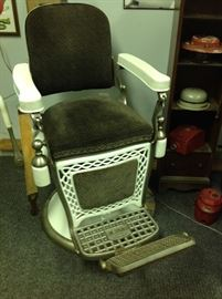 Chicago Made Barber Chair