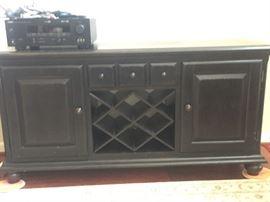 Ex large TV Cabinet Black