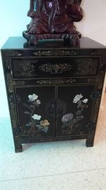 Gorgeous oriental cabinet