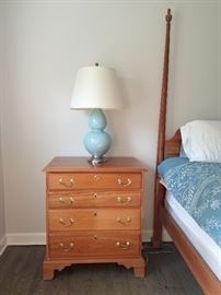 Pair of night stands (small chests)
