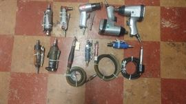 Air Tools, Snap-on, Ingersoll Rand, C.P. , Campbell Hausfeld