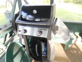 Weber Propane Gas Grill