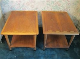 Mid-Century Matching End Tables