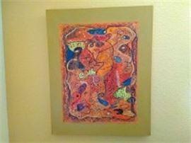 """Mystical Visions"" by Myrna Bonaccorso"