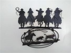 Cowboy Wall Art
