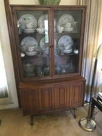 Sculptra by Broyhill china cabinet