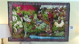 "60"" Lebanese wall tapestry"