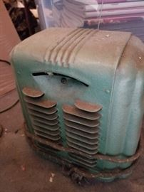 Very old heater
