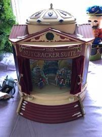 Nutcracker Suite Christmas Decoration.