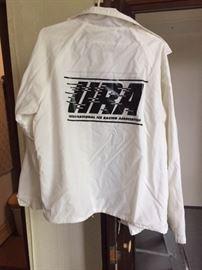 International Ice Racing Association Jacket.
