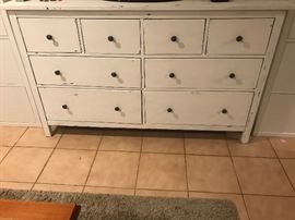 Shabby Chic Ikea dresser