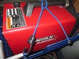 lincoln eletcric welder
