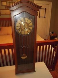 Elgin wall clock