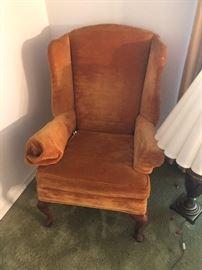 2 chairs, $15 each
