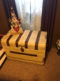 Old trunk. $35