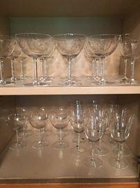 Seneca Crystal Glassware