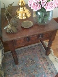 End Table $ 60.00