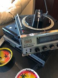 Ray Jeff 640 RDF  Ray Jefferson 640 RDF signal direction finder AM FM CB VHF LW
