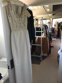 Vintage wedding dress appx size 6