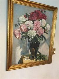Max Herzog Oil Painting