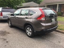 2012 Honda CRV 56000 m 1 owner nice clean Mint Condition