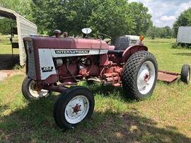 1960's 404 International Tractor