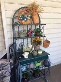 Outdoor rack