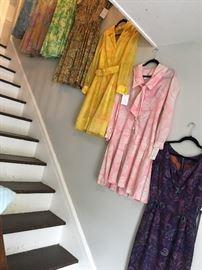 1950s-1970s dress