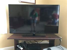55-inch Samsung Flatscreen TV