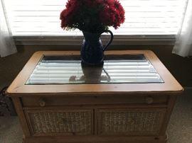 Lexington Furniture - Display-top Coffee Table