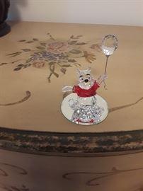 Swarovski Crystal Winne the Pooh