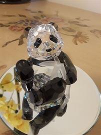 Swarovski Crystal Chinese Panda