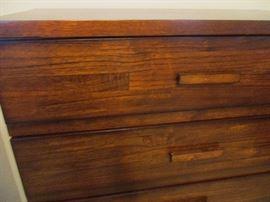 Close up.  Beautiful wood.