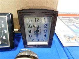 Vintage electric alarm clock