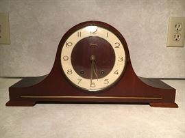 Jauch Clock, West Germany, clock works