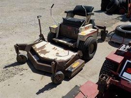 "52"" cut grasshopper zero turn mower"