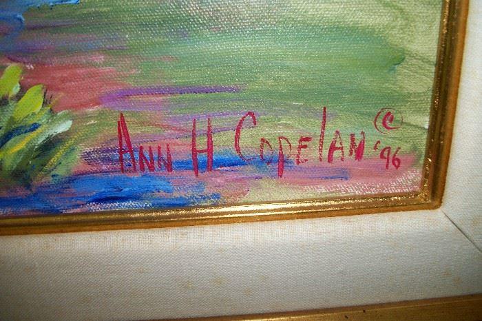 Atlanta Impressionist Artist