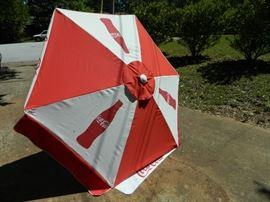 Coke Cola Umbrella