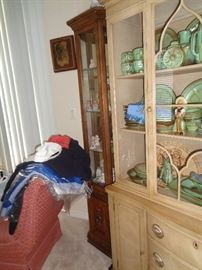 DISPLAY CABINET, CHINA CABINET,