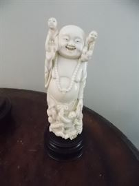 "Fine antique Budai ( early 1900s)  approx 10""                ( need to measure for exact)"