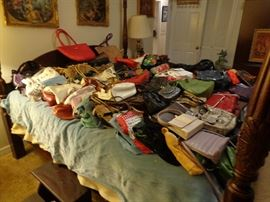 Over 100 Brand New Handbags