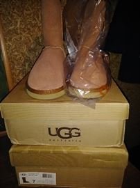 new Uggs