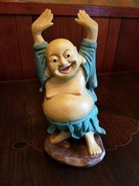 Buddha raisin' the roof!!